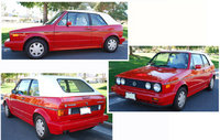 1982 Volkswagen Rabbit Overview