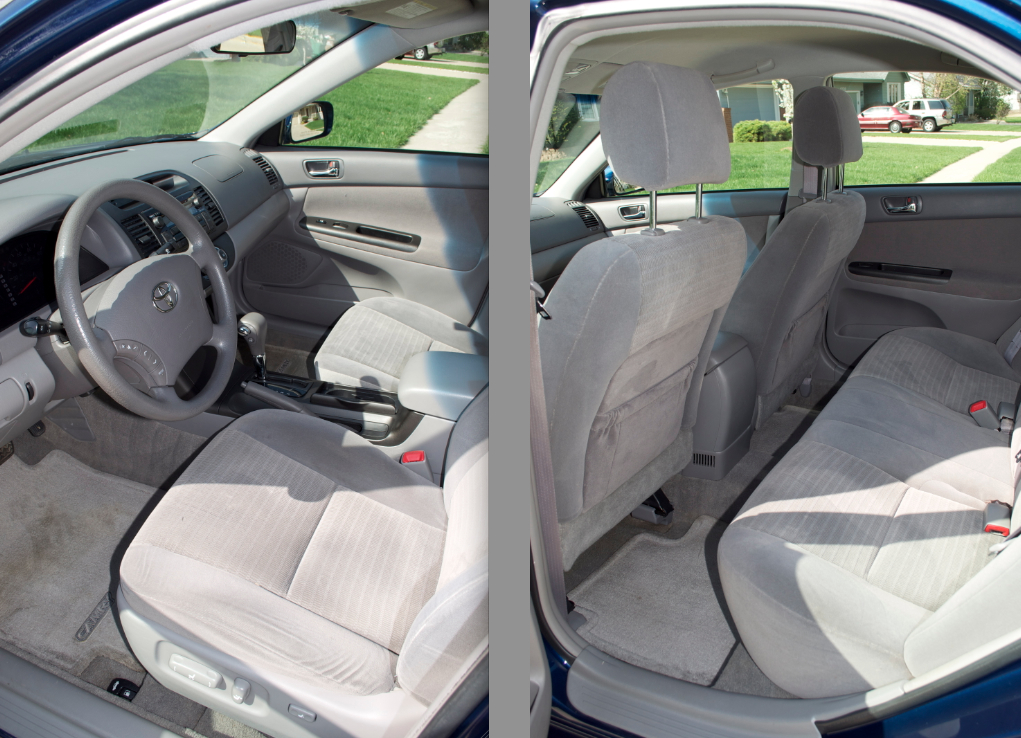 picture of 2006 toyota camry le interior. Black Bedroom Furniture Sets. Home Design Ideas