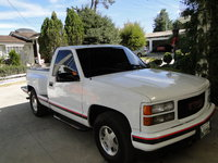 Picture of 1998 Chevrolet C/K 1500 Reg. Cab Sportside 2WD, exterior