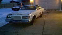 1978 Dodge Magnum, Just pulled it home, exterior
