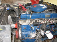 Picture of 1970 Ford F-100, engine