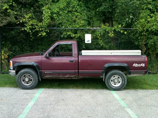 Picture of 1993 Chevrolet C/K 2500