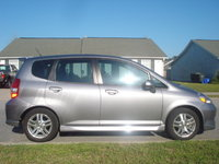 2008 Honda Fit Sport M/T, exterior, gallery_worthy