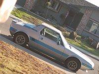 1979 FIAT X1/9 picture, exterior