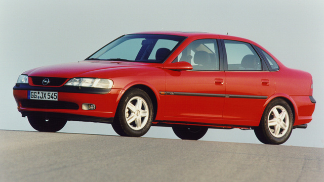 Picture of 2000 Opel Vectra