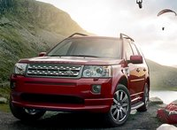 2012 Land Rover LR2, Front quarter view. , exterior, manufacturer, gallery_worthy