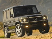 2012 Mercedes-Benz G-Class, Front quarter view copyright AOL Autos., exterior, manufacturer