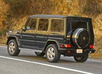 2012 Mercedes-Benz G-Class, Back quarter view copyright AOL Autos. , exterior, manufacturer