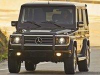 2012 Mercedes-Benz G-Class, Front quarter view copyright AOL Autos. , exterior, manufacturer