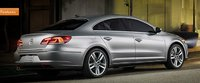 2013 Volkswagen CC, Back quarter view. , exterior, manufacturer