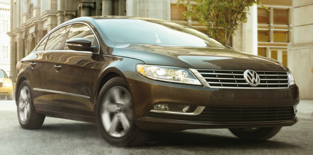 2013 Volkswagen CC, Front quarter view. , exterior, manufacturer