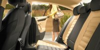 2013 Volkswagen CC, Front and back seat. , manufacturer, interior