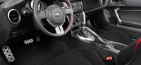 2013 Scion FR-S, Close-up of steering wheel. , interior, manufacturer