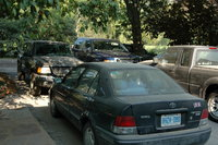 Picture of 1998 Toyota Tercel, exterior