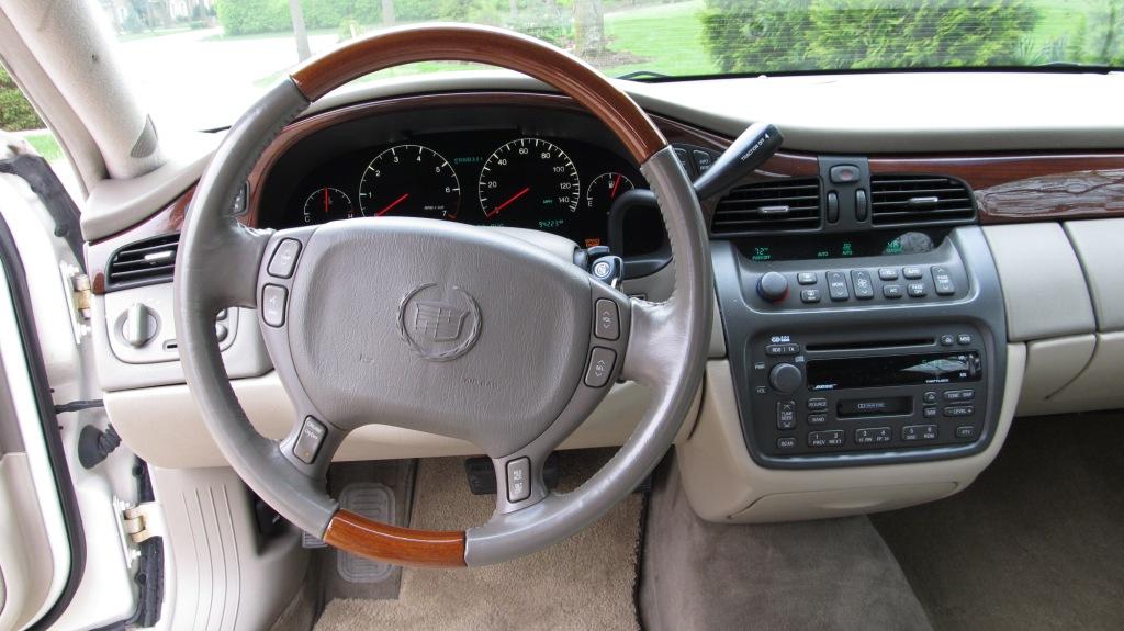 2002 Cadillac Deville Interior Pictures Cargurus