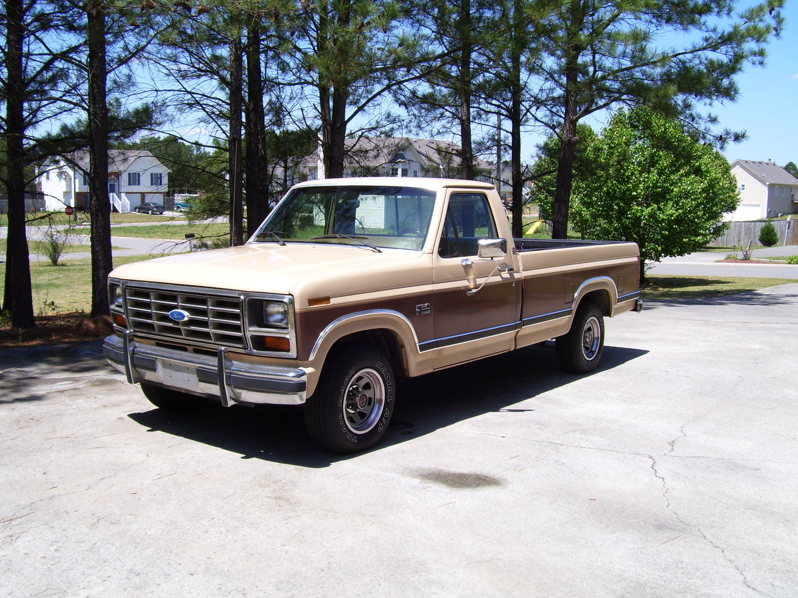 1986 Ford F-150 - Pictures
