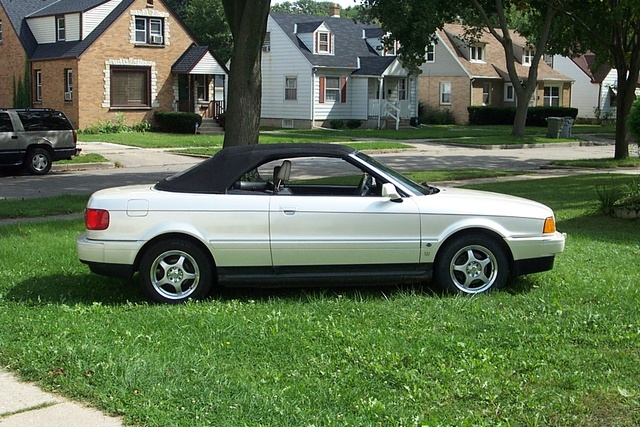 Picture of 1995 Audi Cabriolet