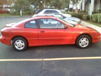 Picture of 1997 Pontiac Sunfire 2 Dr SE Coupe, exterior, gallery_worthy