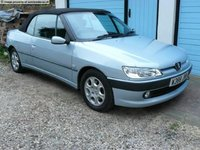 2000 Peugeot 306 Overview