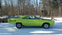 1969 Plymouth Satellite Picture Gallery