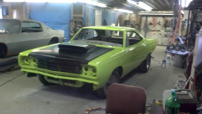 Picture of 1969 Plymouth Satellite, exterior