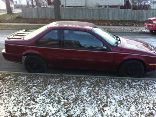 Picture of 1993 Chevrolet Beretta FWD