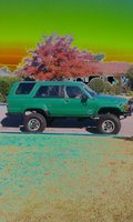 1985 Toyota 4Runner, Lifted 33's,locked, geared, and ready., exterior