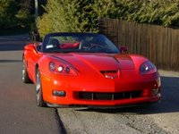 2010 Chevrolet Corvette Grand Sport Convertible 1LT, 2010 Chevrolet Corvette GS Convertible picture, exterior