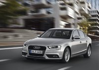 2013 Audi A4, Front-quarter view. Copyright Audi AG, exterior, manufacturer