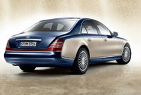 2012 Maybach 57, exterior right rear quarter view, exterior, manufacturer