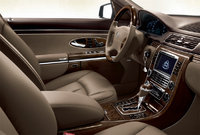 2012 Maybach 57, interior front drivers view, interior, manufacturer