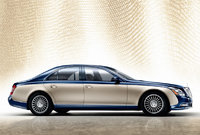 2012 Maybach 57, exterior full right side view, exterior, manufacturer