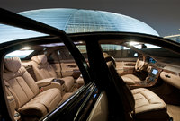 2012 Maybach 62, interior full side view, interior, manufacturer