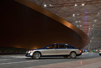 2012 Maybach 62, exterior left side view, exterior, manufacturer