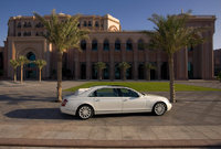 2012 Maybach 62 Landaulet, exterior right side view, exterior, manufacturer