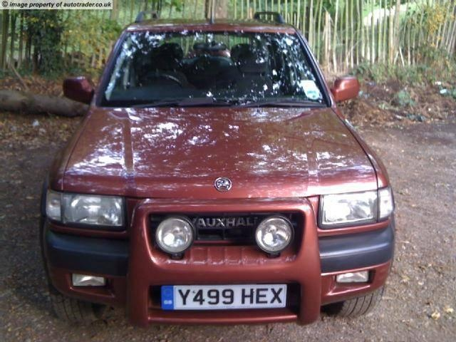 Picture of 2002 Vauxhall Frontera