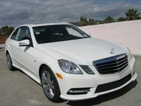 2012 Mercedes-Benz E-Class E350 Luxury picture, exterior