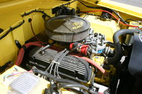 Picture of 1968 Ford Bronco, engine