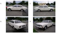 1968 Volvo 144 Overview