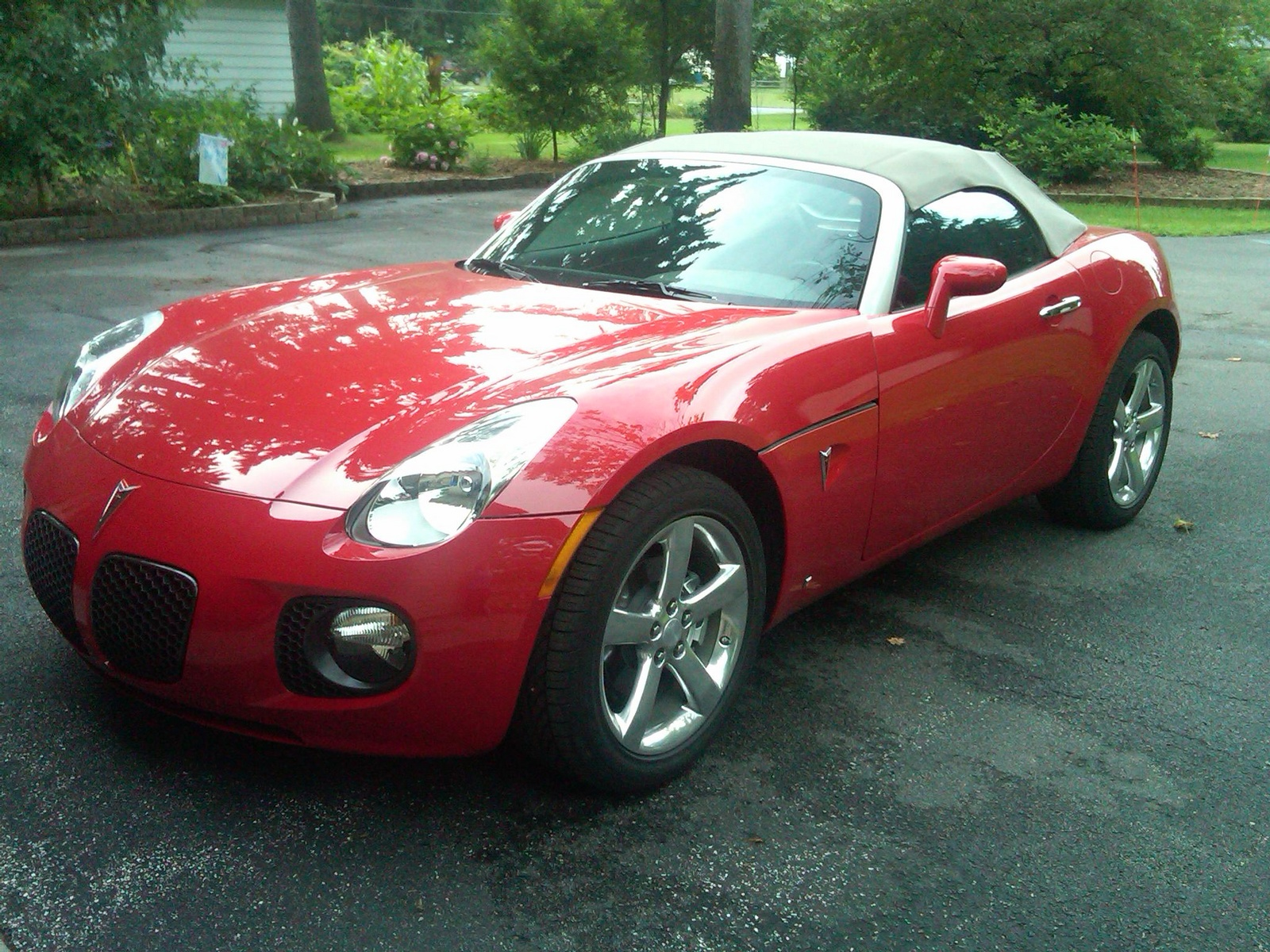 2008 Pontiac Solstice Gxp Coup 233 Automatic Related