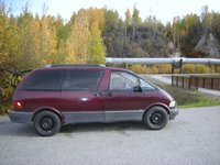 Picture of 1995 Toyota Previa 3 Dr DX All-Trac Supercharged AWD Passenger Van, exterior