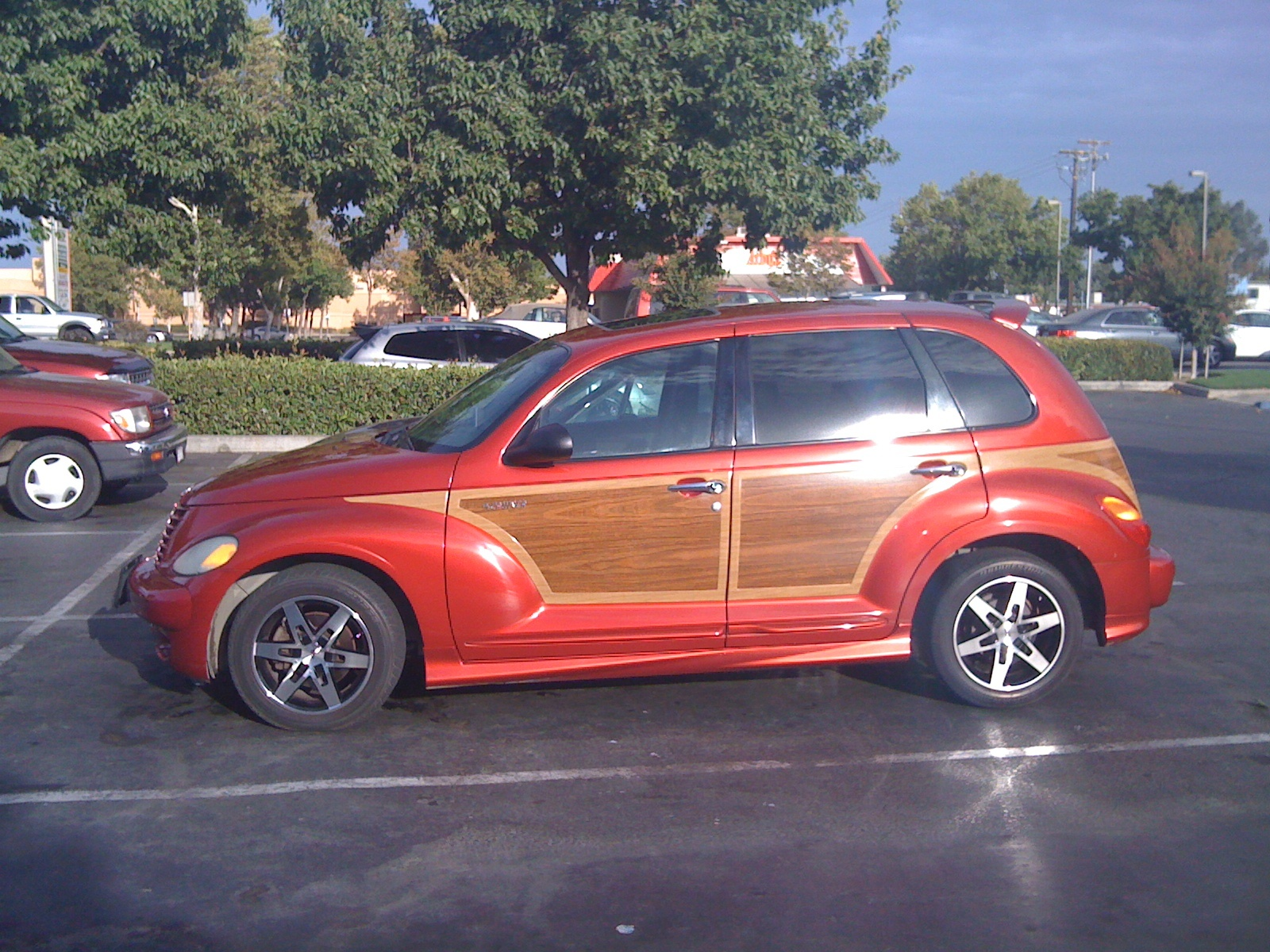 How is the PT Cruiser?