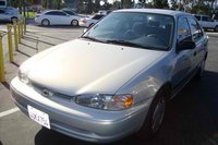 Picture of 2000 Chevrolet Prizm 4 Dr STD Sedan, exterior