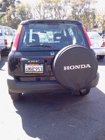 2000 Honda CR-V EX AWD, Picture of 2000 Honda CR-V EX 4WD, exterior