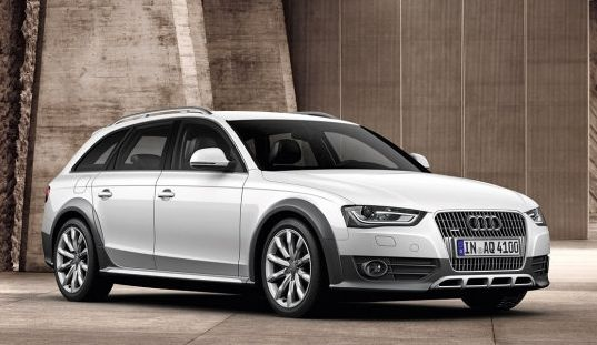 2013 Audi A4 Allroad, A4 Front Quarter, exterior, manufacturer, gallery_worthy