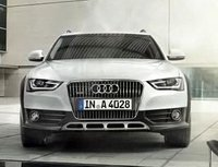2013 Audi A4 Allroad, A4 Front, exterior, manufacturer, gallery_worthy