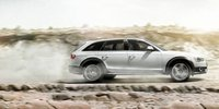 2013 Audi A4 Allroad, Side, exterior, manufacturer, gallery_worthy