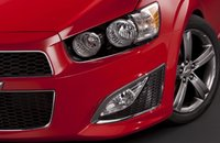 2013 Chevrolet Sonic, Front quarter, exterior, manufacturer, gallery_worthy
