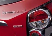 2013 Chevrolet Sonic, Exterior, exterior, manufacturer
