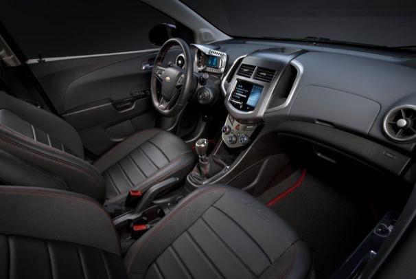 Charming 2013 Chevrolet Sonic, Interior Seating, Interior, Manufacturer,  Gallery_worthy Photo